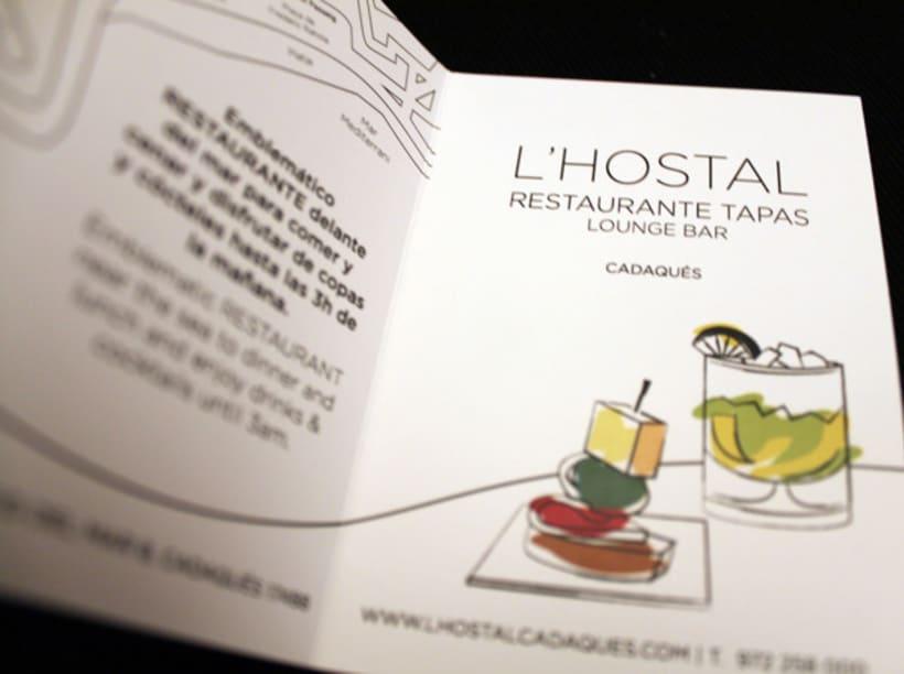 L'Hostal - Restaurant Lunch Bar 10