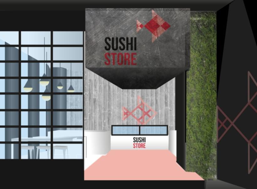 Sushi Store 0