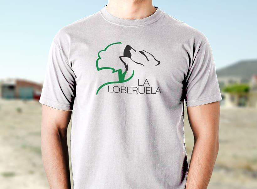 Imatge corporativa de l'aldea de La Loberuela 1