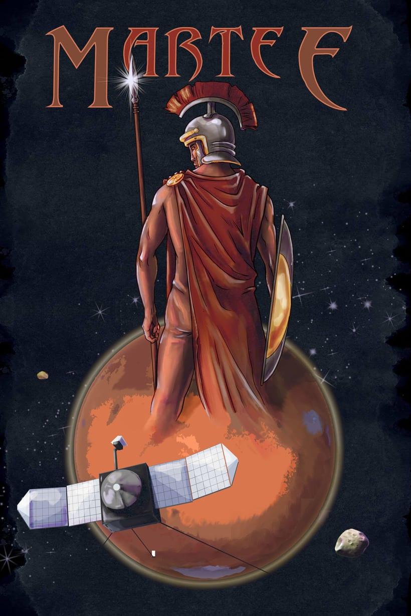 Marte -1