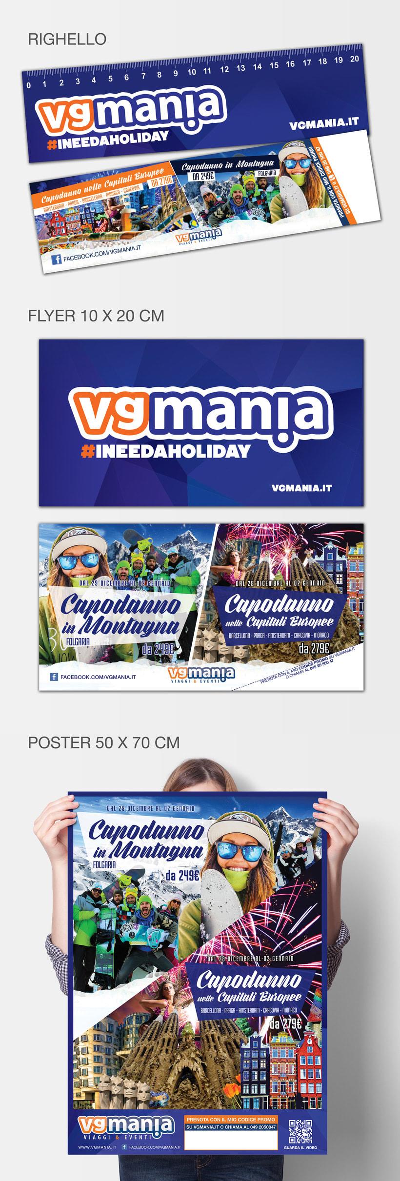 Comunicazione Winter 2015 - VGMANIA 1
