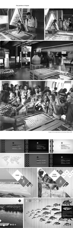 Interactive Displays  Angola Pavilion Expo Milano 2015 1