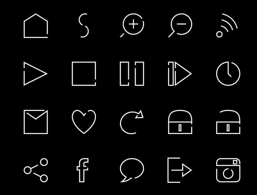 Iconos varios -1