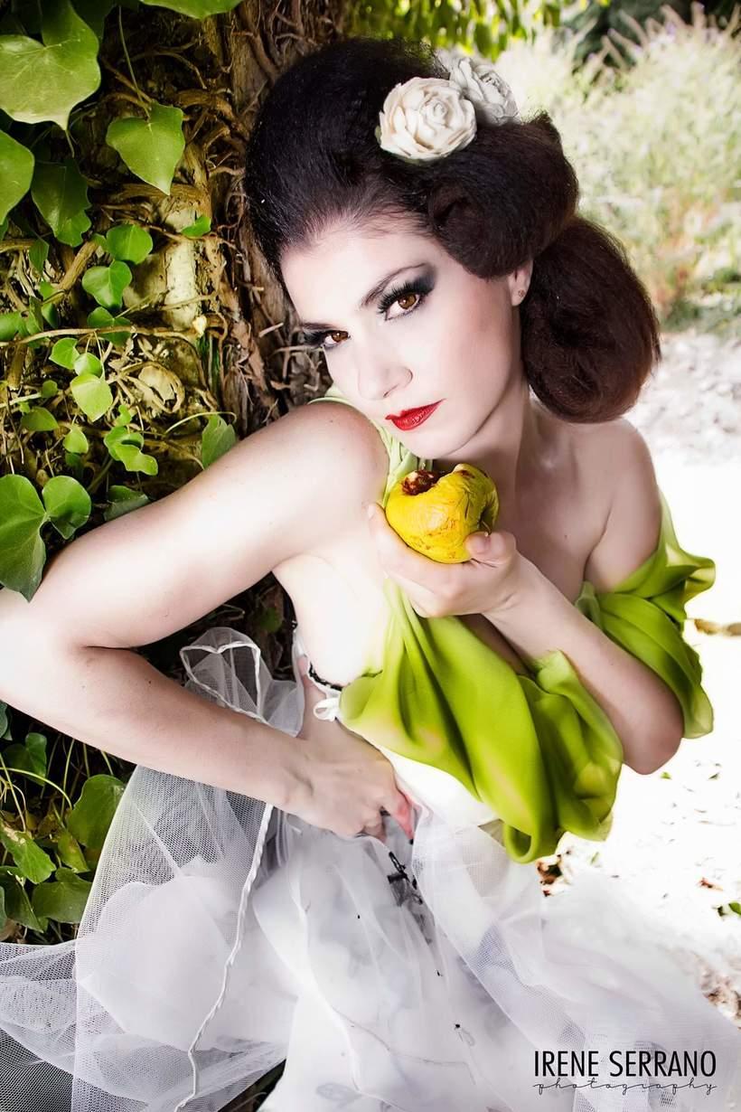 FOTOGRAFIA DE FANTASÍA. Make up/Estilism/Photo & edition by me 3