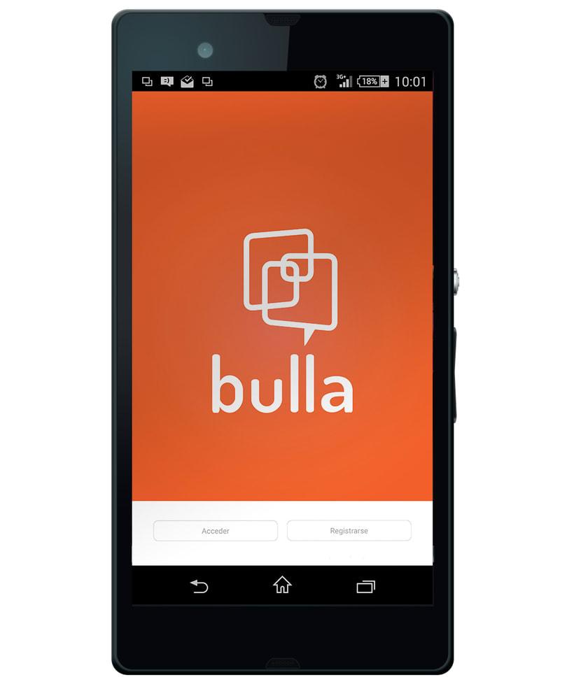 Bulla, red social de periodismo ciudadano 0