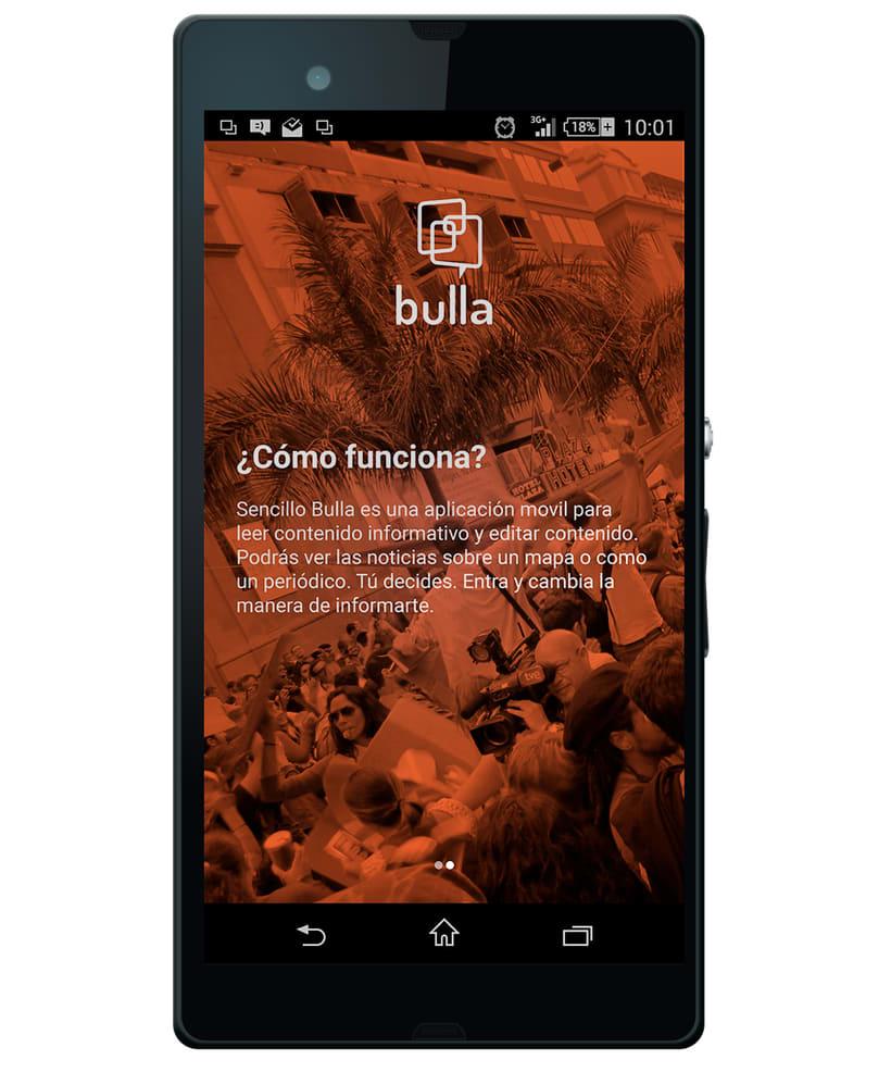 Bulla, red social de periodismo ciudadano 2
