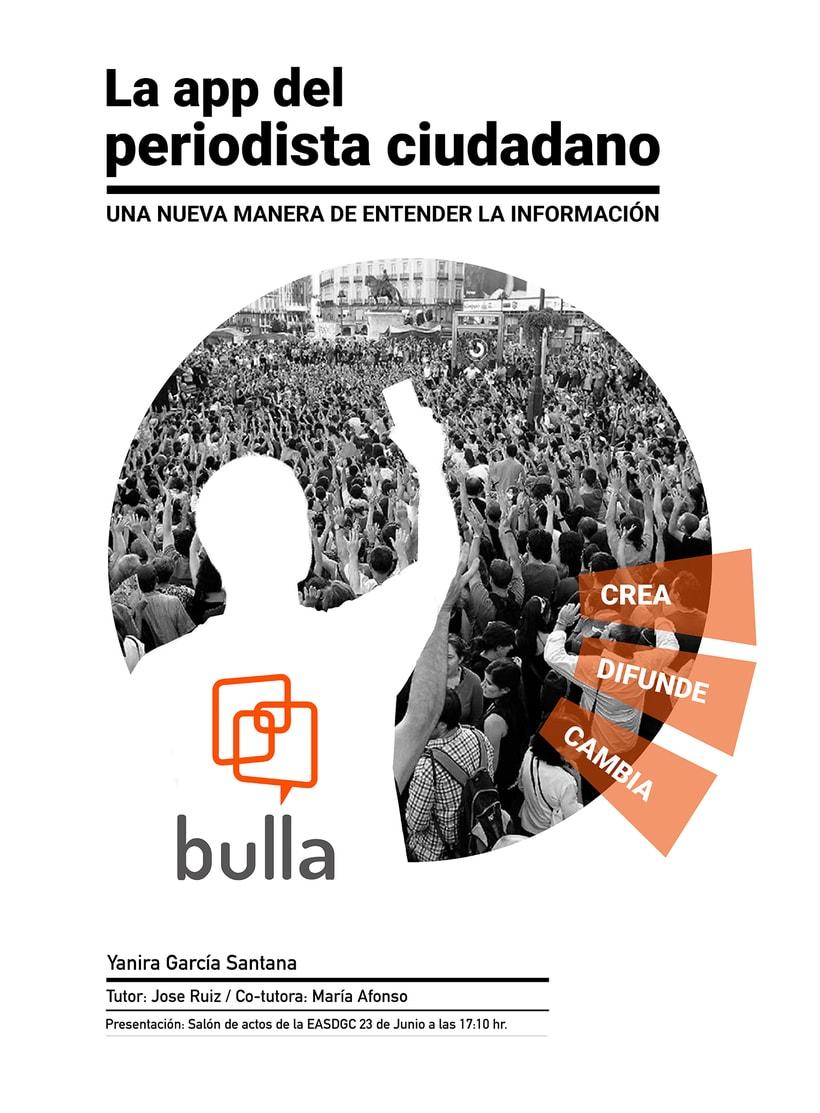 Bulla, red social de periodismo ciudadano 4
