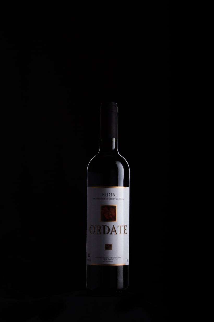 Fotografía con vino -1