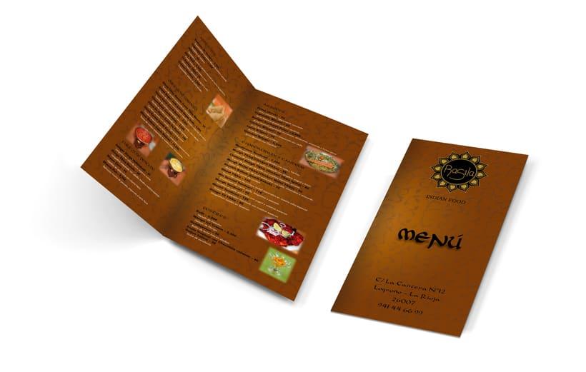Branding Restaurante Indio 2