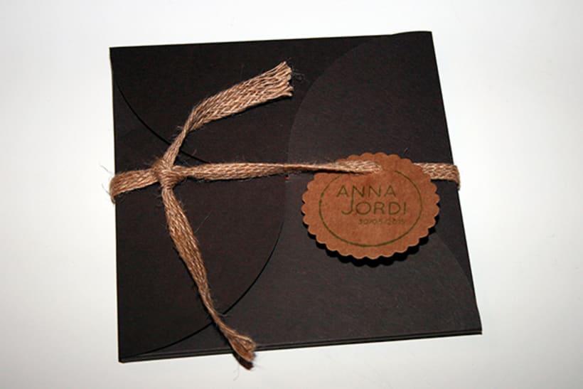 100 invitaciones de boda hechas a mano con serigrafía. 0