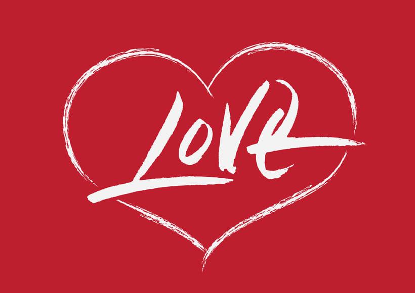 Lettering (LOVE) 2