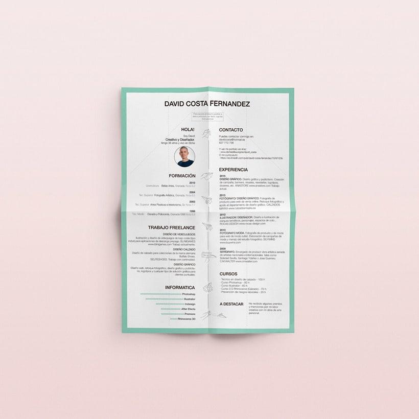 CV Design 3