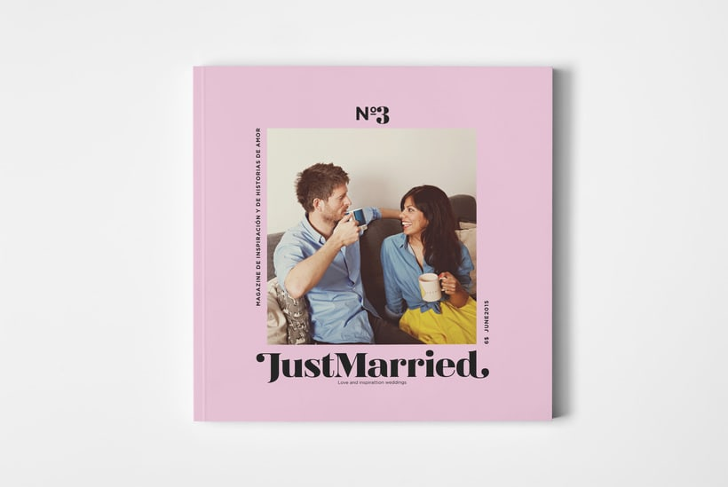 JustMarried - Love magazine 2