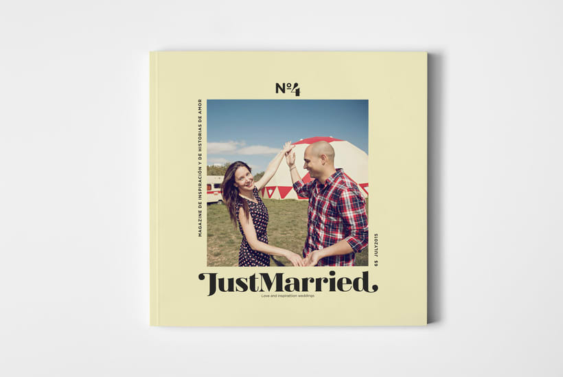 JustMarried - Love magazine 3