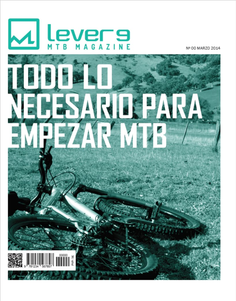 Lever9 MTB MAGAZINE Nº 00 - Proyecto final 0