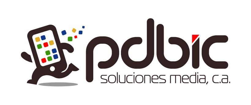 Logo e identidad corporativa PdBic 0