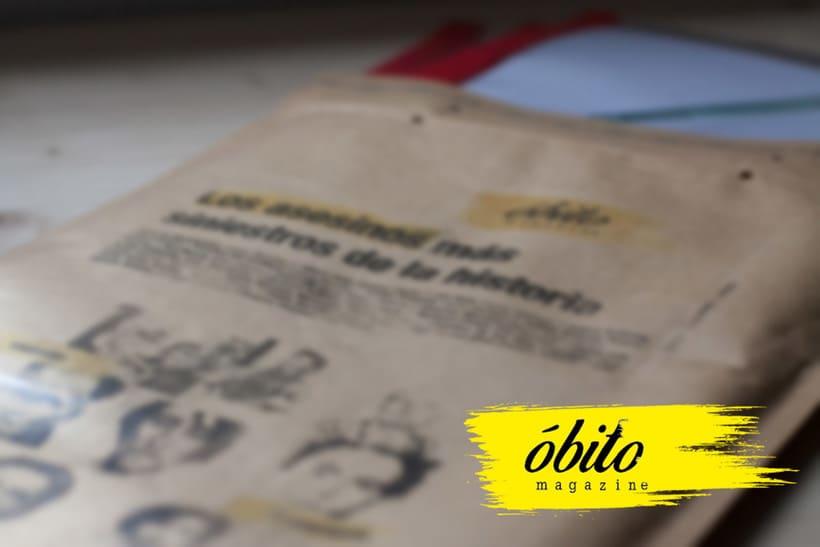 Óbito magazine 0