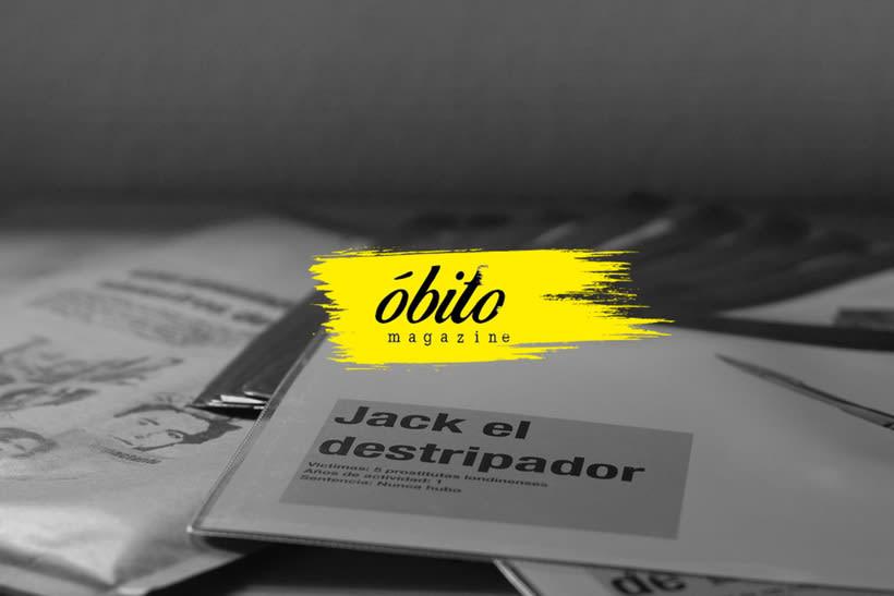 Óbito magazine 1