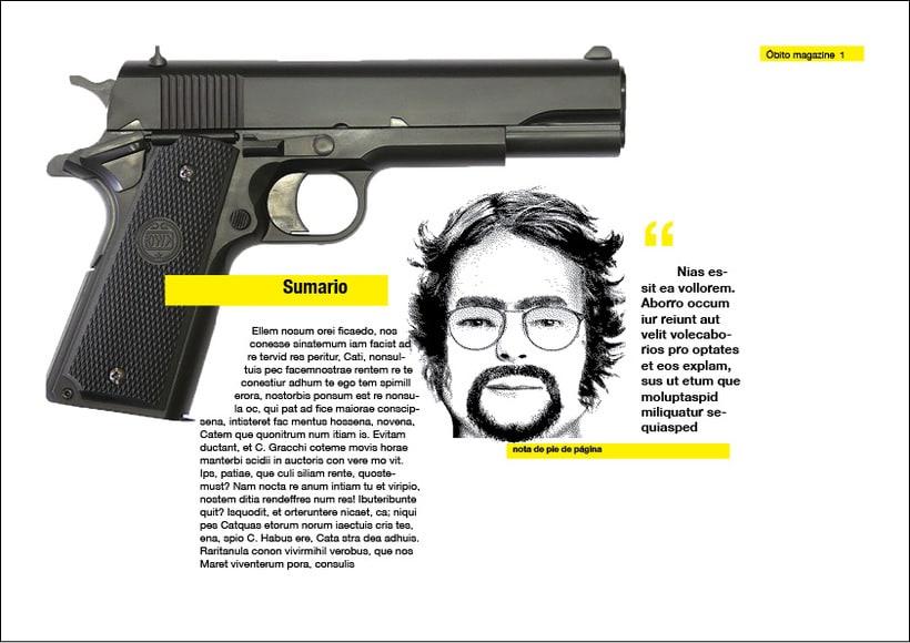 Óbito magazine 3