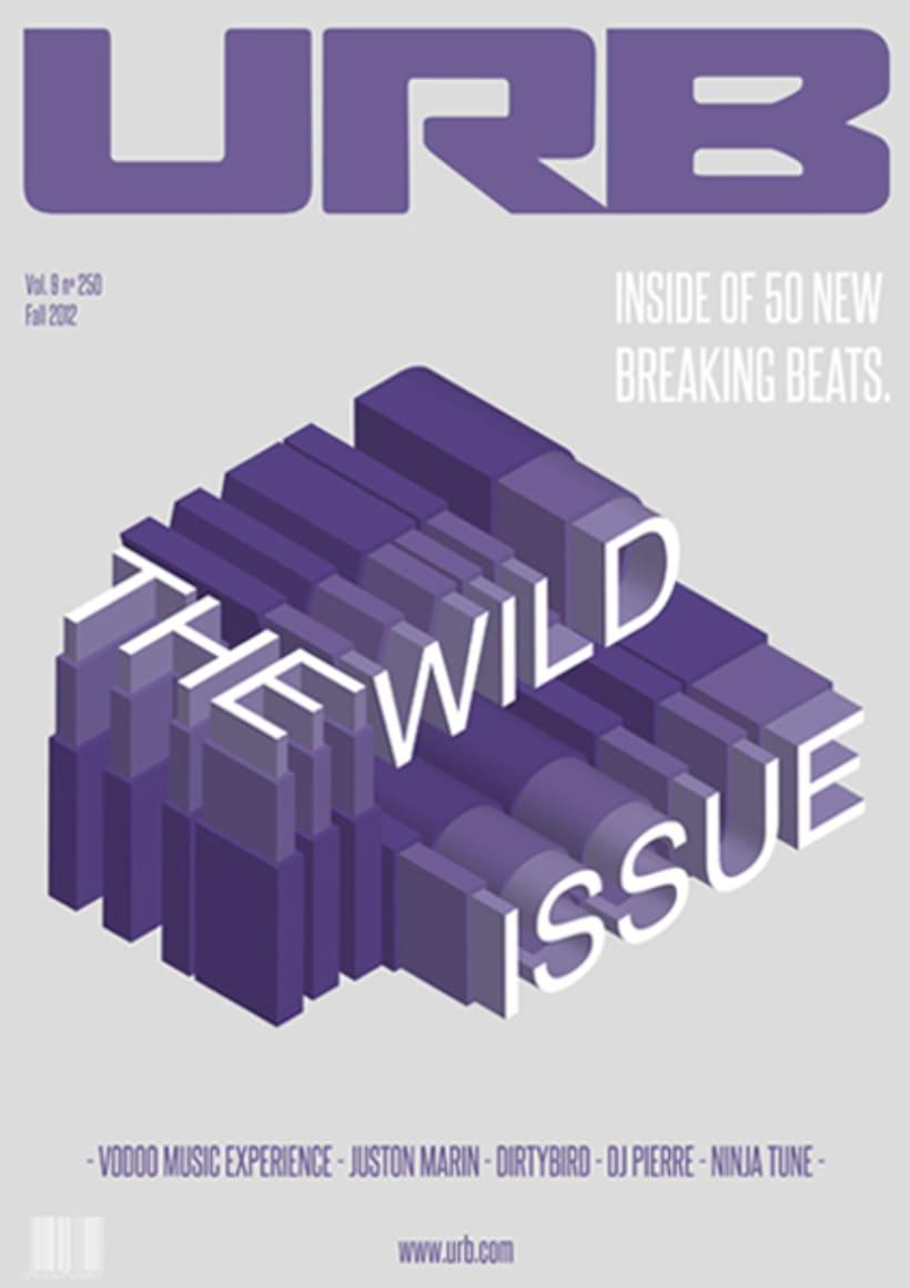 Illustration magazine cover 2