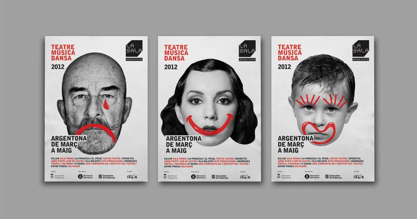Teatre, música i dansa d'Argentona 0