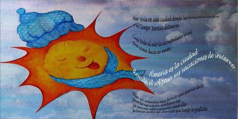 Ilustración  editorial -Cuento Infantil Ilustrado. 1