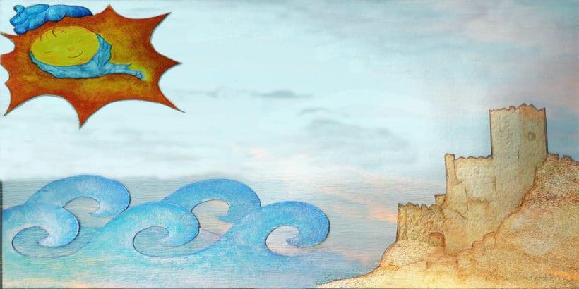 Ilustración  editorial -Cuento Infantil Ilustrado. 2