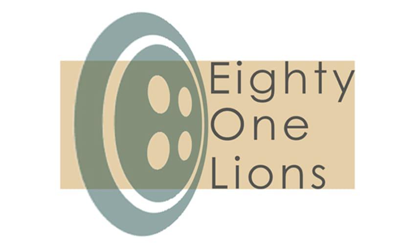 """Diseño imagen """" eighty one lions"""". -1"""