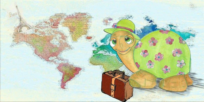 Ilustración  editorial -Cuento Infantil Ilustrado. 5