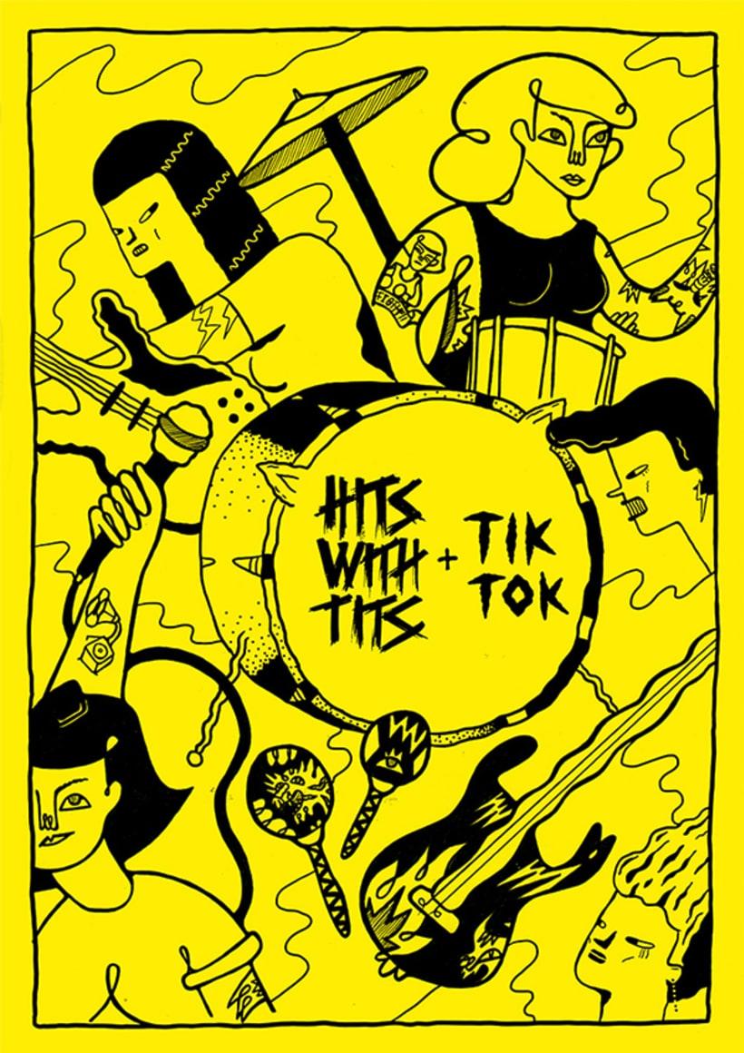 Tits Tok 1