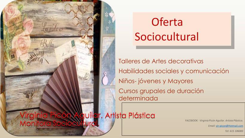 Oferta socio cultural -1