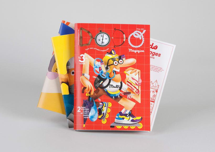 Dodo Magazine issue 3 0
