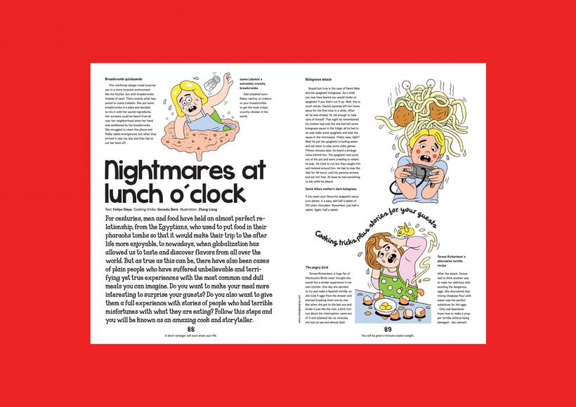Dodo Magazine issue 3 6