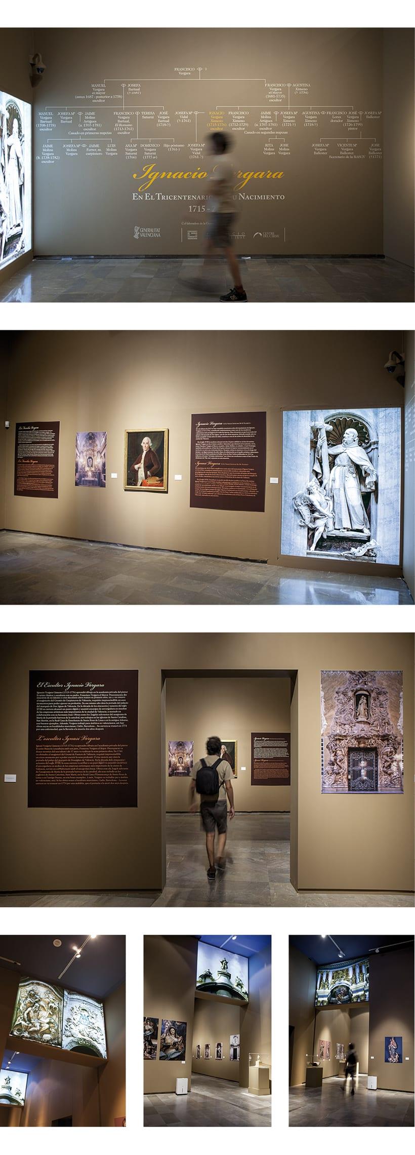 Museos y exposiciones: trabajos para instituciones artísticas 6
