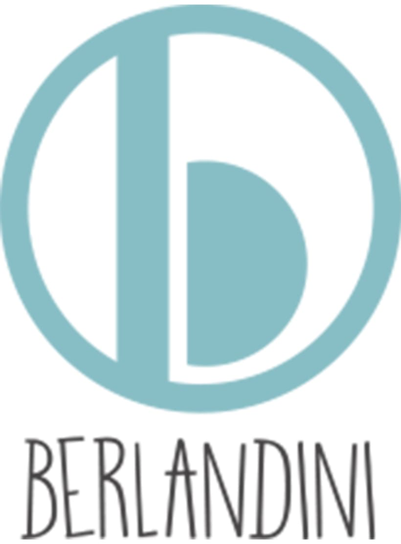 Identidad corporativa Berlandini 1