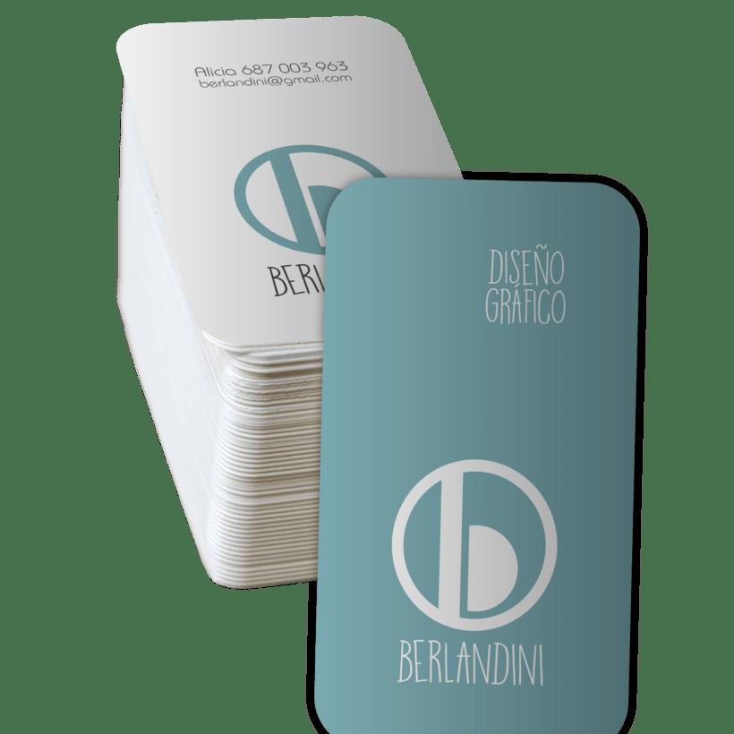 Identidad corporativa Berlandini 2