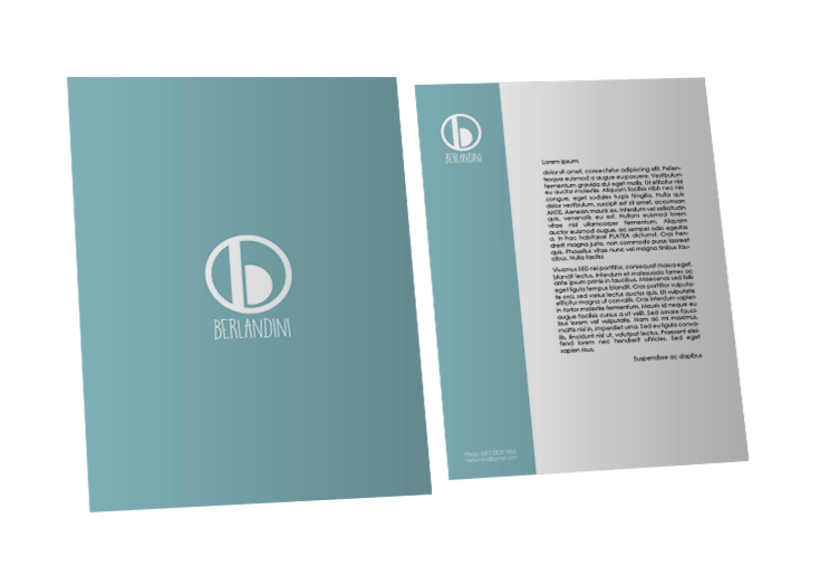 Identidad corporativa Berlandini 3