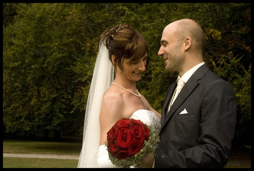 Martin & Sylvia /// #boda #wedding #austria 4