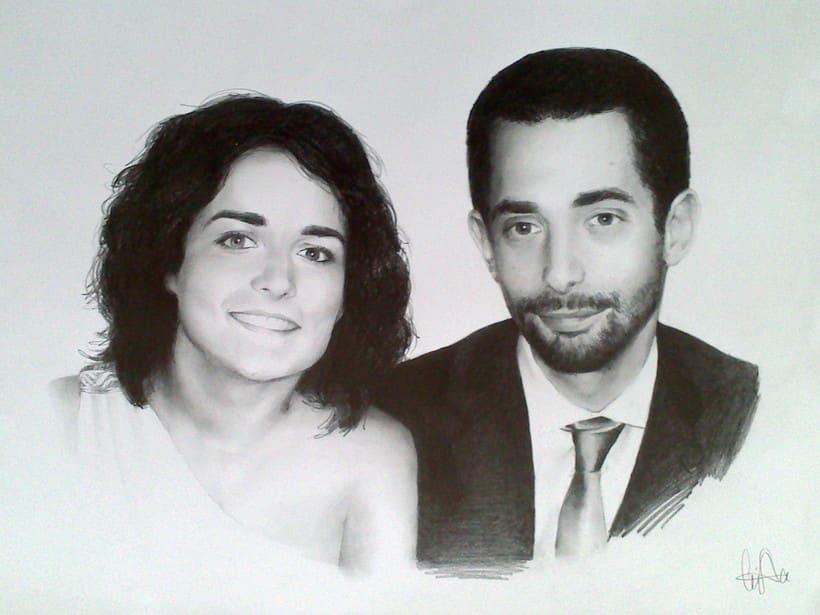 retratos b&n 3
