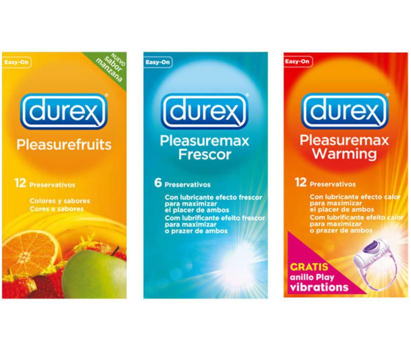 Durex: packaging, gráfica y comunicación publicitaria 3