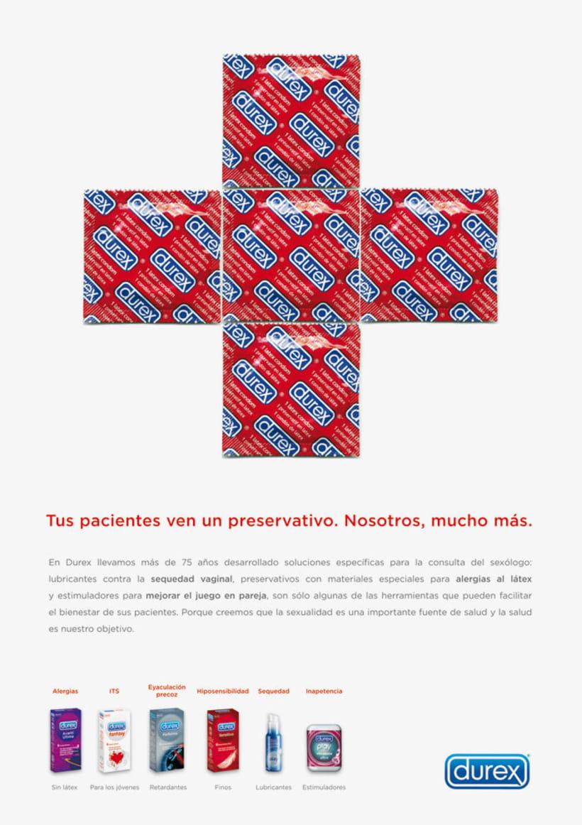 Durex: packaging, gráfica y comunicación publicitaria 8