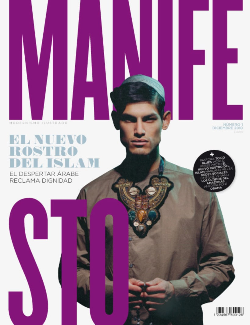 Manifesto: proyecto editorial 0