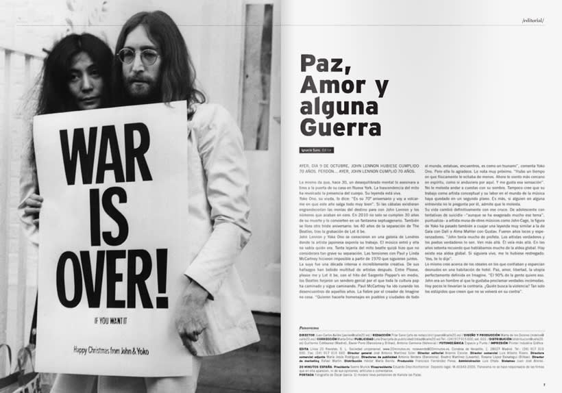 Panorama: Proyecto editorial 2