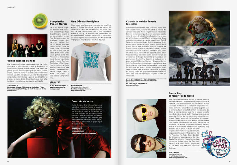 Panorama: Proyecto editorial 8