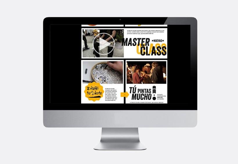 Pannini: diseño web 2