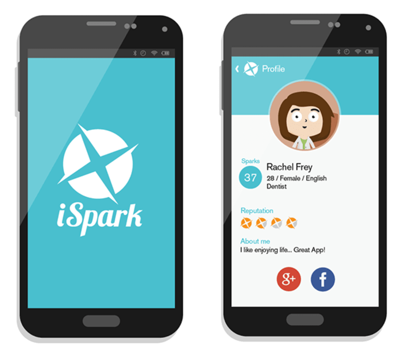 Animación - iSpark What is your mood? 3