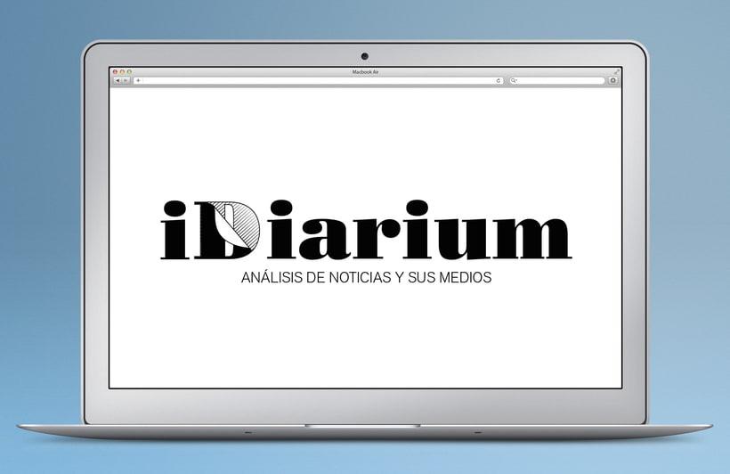 Logo iDiarium  1
