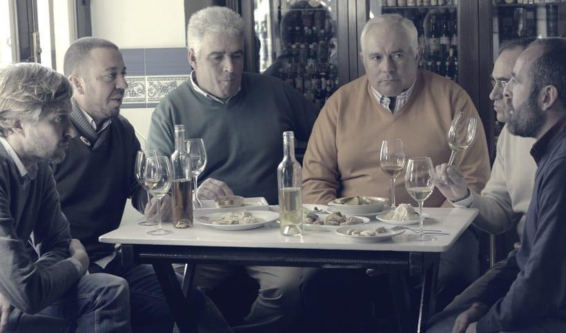 ZEREJ - Diseño para colección de vinos de Jerez 2