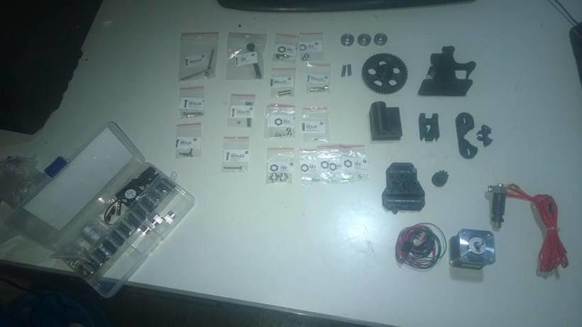 Construïnt una Impressora 3d 9