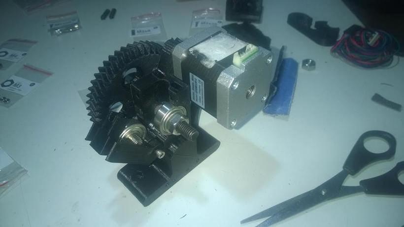 Construïnt una Impressora 3d 11